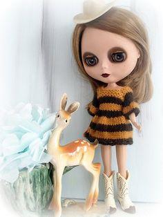 I love Blythe Dolls!!