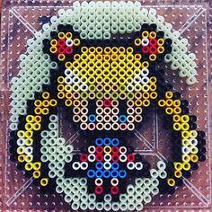 Sailor Moon perler beads by  dangztuhh
