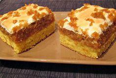 Prajitura cu mere si bezea Sweets Recipes, Cake Recipes, Cooking Recipes, Upside Down Apple Cake, German Apple Cake, Romanian Desserts, Tasty, Yummy Food, Food Cakes
