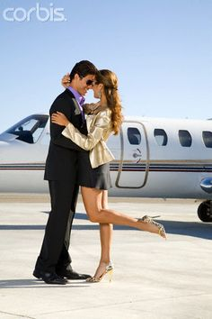 wealthy couples   Wealthy Young Couple