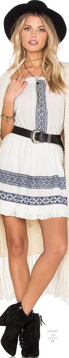 Tularosa Baxter Dress | LOLO❤︎