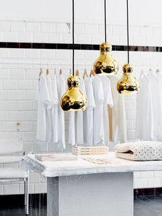 Wonen met een vleugje goud   Interieur design by nicole & fleur