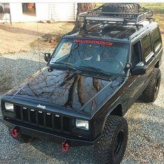 @jeepxjay #jeepbeef #Padgram Jeep Xj Mods, Jeep Wj, Jeep Truck, 1999 Jeep Cherokee, Badass Jeep, Jeep Camping, Old Jeep, Custom Jeep, Cool Jeeps