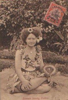 Samoa - A Short History - In The Strange South Seas