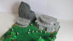 https://flic.kr/p/qQsUn9   Lego Star Wars Moc on Naboo   My new Lego Star Wars Moc on Naboo!