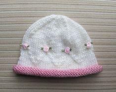Instant Download Knitting Pattern 173 Hat by handknitsbyElena
