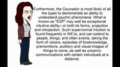 INFJ: The Counselor (Idealist) - lol..  nope.. no more NTs for me. i guess salvation has to be found somewhere else.