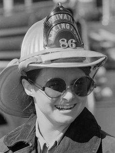 Judy Brewer was the first full-time career female firefighter in the USA. She joined the Arlington County, Virginia fire department in 1974, over the objections of a good many male firefighters and some of their wives (a whole crew sleeps in the same room). She came under intense scrutiny as the other firefighters looked for any excuse to claim that she wasn't up to the job. It took two years to be fully accepted. Brewer had a 25-year career, retiring in 1999 as battalion chief, another…