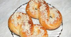 Martie, Bagel, Food And Drink, Bread, Health, Sweets, Fine Dining, Health Care, Brot