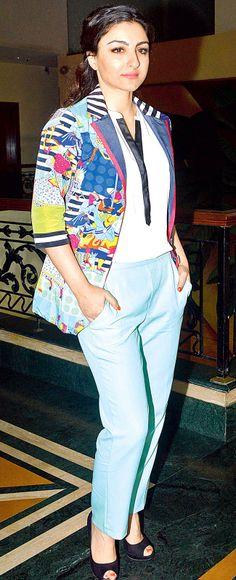 Soha Ali Khan #Style #Bollywood #Fashion #Beauty