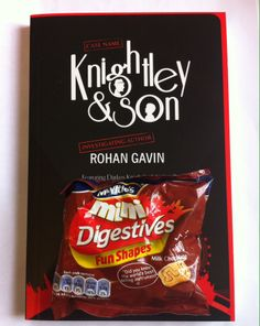 "#Book ""knightley & son"" @rohangavin"