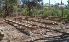 Construcción en madera. Fundación, platea y basamento - Noticias de Arquitectura - Buscador de Arquitectura
