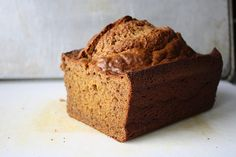 Banana Sweet-Potato Bread // Heather Christo Cooks