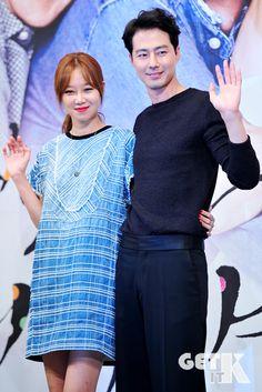 jo in sung & gong hyo jin - it's okay, that's love It's Okay That's Love, Its Okay, Korean Celebrities, Korean Actors, Korean Dramas, Sung Dong Il, Han Kang, Lee Sun Kyun, Couple