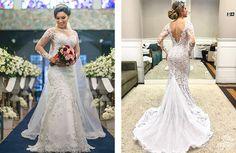Showroom digital e consultoria online para escolher o vestido de noiva