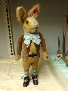 Steiff's larger Jack Rabbit
