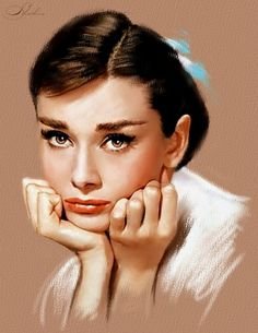 Gholizadeh, Shahin - Hepburn Audrey