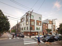 LEED Platinum housing development helps fight gentrification in Philadelphia