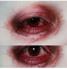 Aesthetic Eyes, Halloween Make Up, Clip, Makeup Inspo, Art Inspo, Character Inspiration, Art Reference, Makeup Looks, Eye Makeup