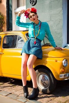 40 Lovely Mexican Fashion Outfits For Women