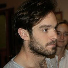 Charlie Cox and his pointy ear ~