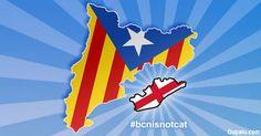 Una plataforma ciudadana propone crear la Comunidad Autónoma de Barcelona ~ DUPALU NEWS