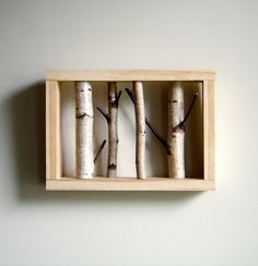 Reserved for bubi  white birch forest wall art von urbanplusforest