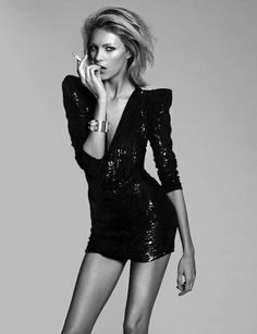Anja Rubik Interview & Preview of Her Erotica Magazine, '25'   Oyster - simply nice