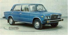 ВАЗ 2106 Жигули Модернизированный (1979)
