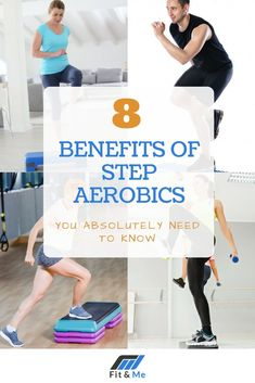 The benefits of step aerobics are actually quite diverse and pretty big  too. Keep reading. Step Aerobic WorkoutAerobics ... 5b32830f5