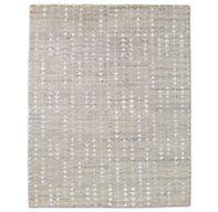 Cedro Moroccan Wool Rug - Grey 9' x 12' $4295