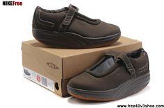 Sale Cheap MBT Kaya Women Shoes Chocolate For Sale