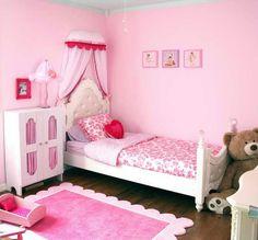 Perfect princess bed frame