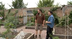 Jamie Oliver's garden tour (from Jamie Oliver)