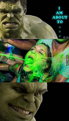 Hulk Came - #funny, #lol, #meme, #humor, #pictures, #funnypics,