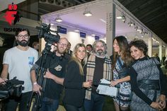Amsterdam Fashion Tv Crew at Masters of LXRY 2014 Amsterdam