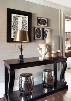 A Console Table Is Perfect For Any Entryway Living Room Or Dining