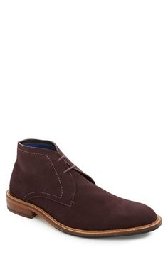 Ted Baker London 'Linnus' Chukka Boot (Men)