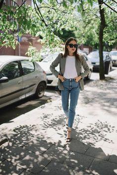 be3ca715125 new york street style and denim Street Style Summer