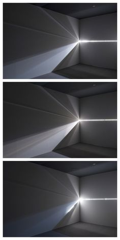 Chris Frasers light installation at Yerba Buena Center for the Arts