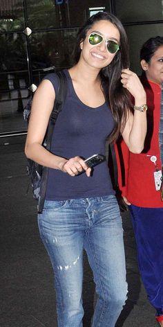 Shraddha Kapoor. #Bollywood #Fashion #Style #Beauty #Sexy #Hot
