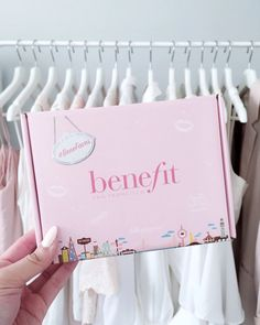 Influenster Voxbox: Benefit Cosmetics - The Little Loft Benefit San Francisco, Brow Bar, Eyeshadow Primer, Perfect Eyebrows, Eyebrow Pencil, Benefit Cosmetics, Little Boxes, Product Offering
