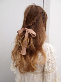 15 Gorgeous Half-Up Half-Down Hairstyles for Your Wedding   Bridal Musings Wedding Blog 2
