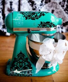 If I had this I would want to bake everyday!