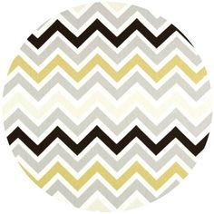 I think I'm now officially on the chevron/zig zag bandwagon. Zoom Zoom River Rock on Fabric Worm