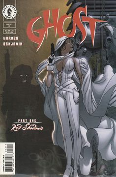 Ghost # 12 Dark Horse Comics Vol 2 ( 1999 )