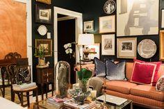 House Tour A Tiny Maximalist Chicago Studio Apartment | Apartment Therapy