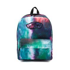 Vans Realm Galaxy Nebula Backpack