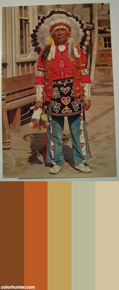 Ghost Town California, California Colors, Native American Dress, Native American Indians, Red Indian, Native Indian, Scout Mom, Bear Paintings, Indian Colours