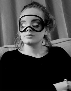 Vancouver - I want one of those eye masks!!